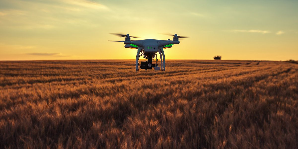 Why Drones Are Finding a Home on the Farm