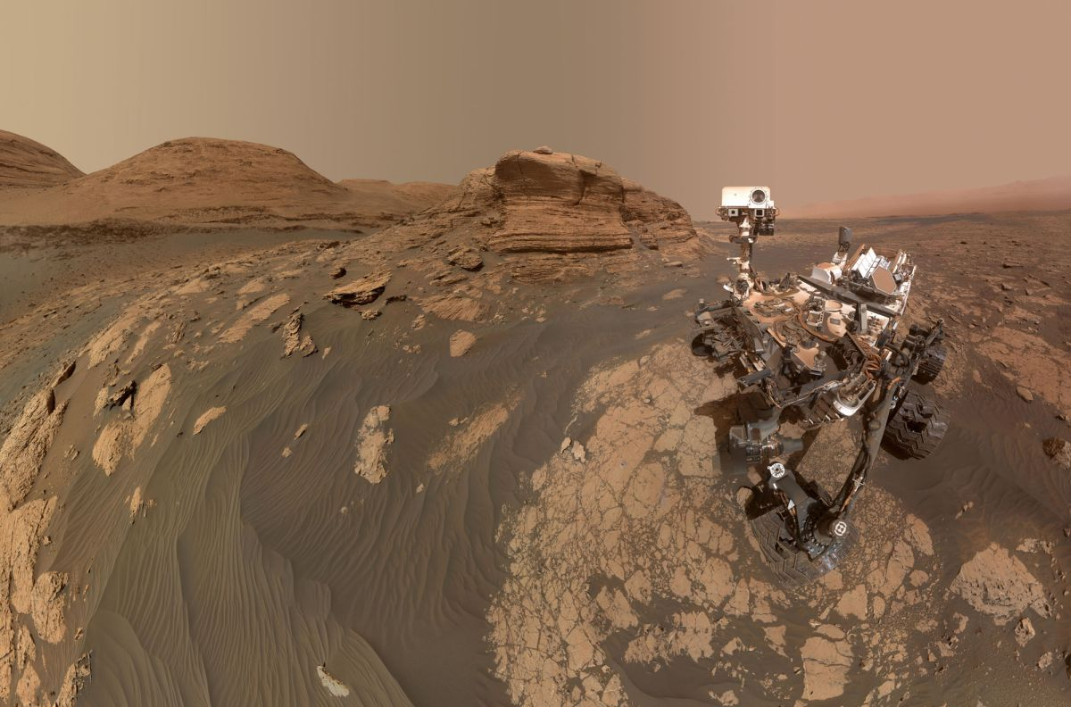 9 years on Mars! Curiosity rover marks another anniversary