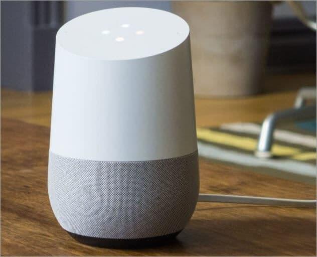 Google Home Voice Controller