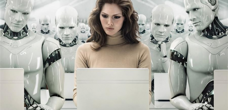 We Live in a Total World of Artificial Intelligence Right Now