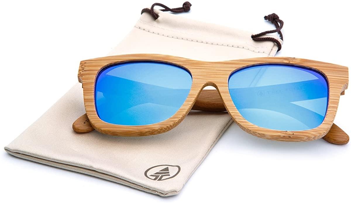 Classic Bamboo Sunglasses