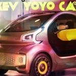 XEV YOYO – 3d printed Electric Car